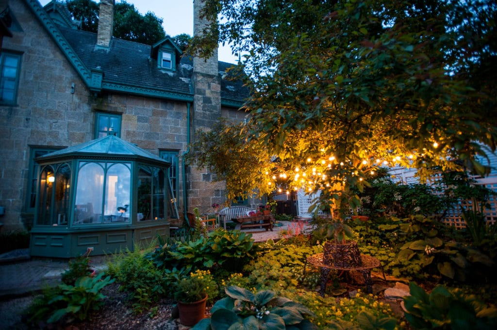 environmentally friendly b&b madison wisconsin