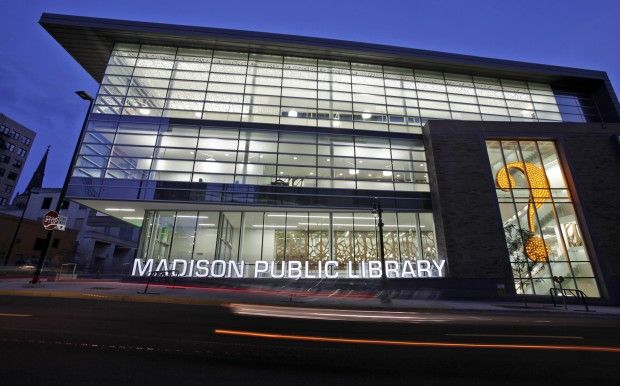 Madison Public Library Central Branch