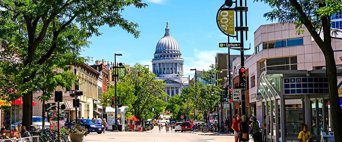 Madison, Wisconsin 1 Madison, Wisconsin